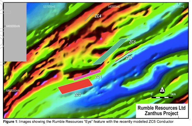 Blackham Resources (ASX:BLK) Zanthus nickel project in the Fraser Range