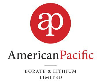 American pacific borate and lithium logo