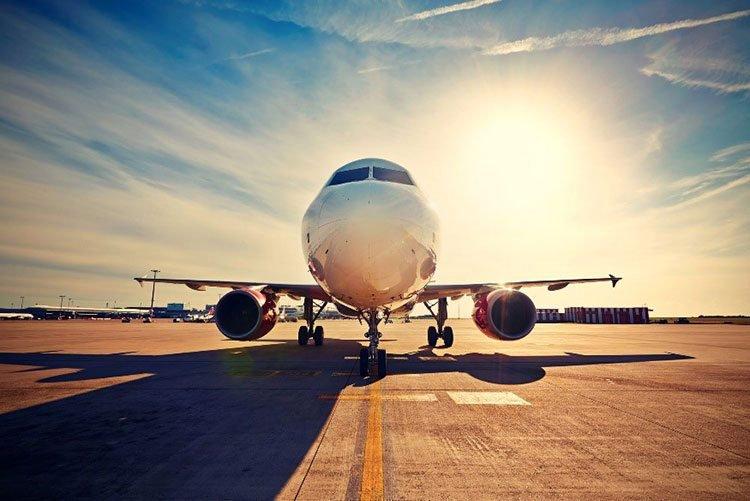 Aluminium plane