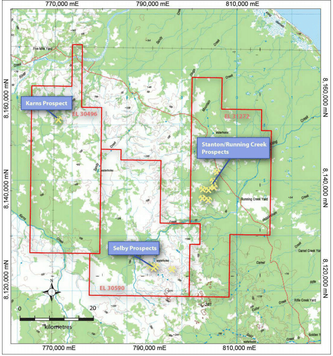 Northern cobalt projects