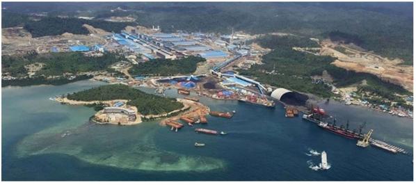 Indonesia morowali industrial park