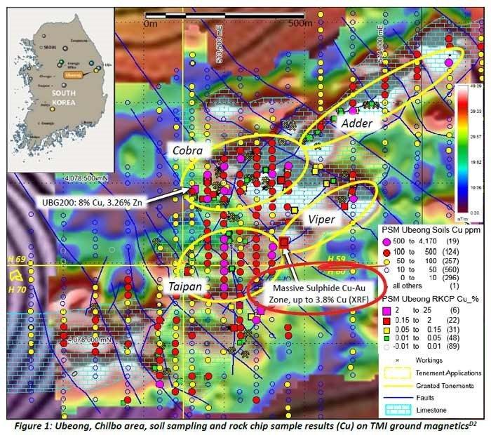 Peninsula mines ubeong project