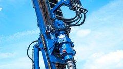Big drilling machine