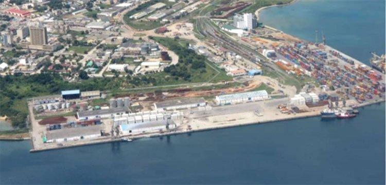 Kanengo port