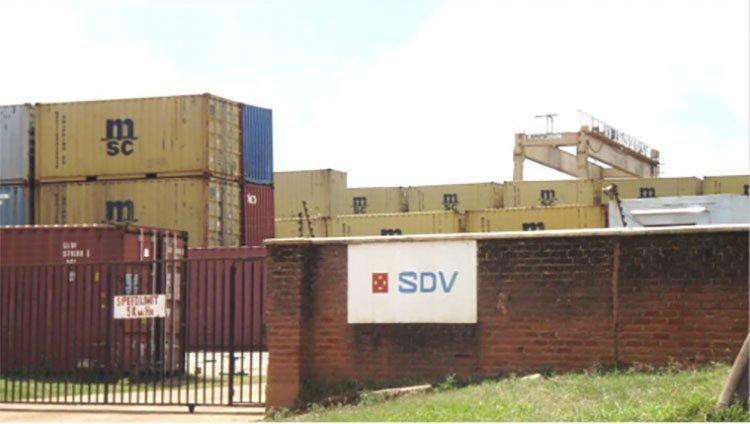 Kanengo shipping containers