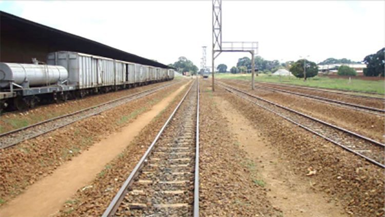 Kanengo railway Sovereign metals