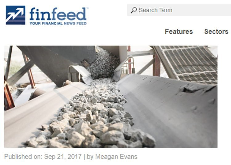 Sovereign metals finfeed