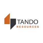 Tando resources company logo
