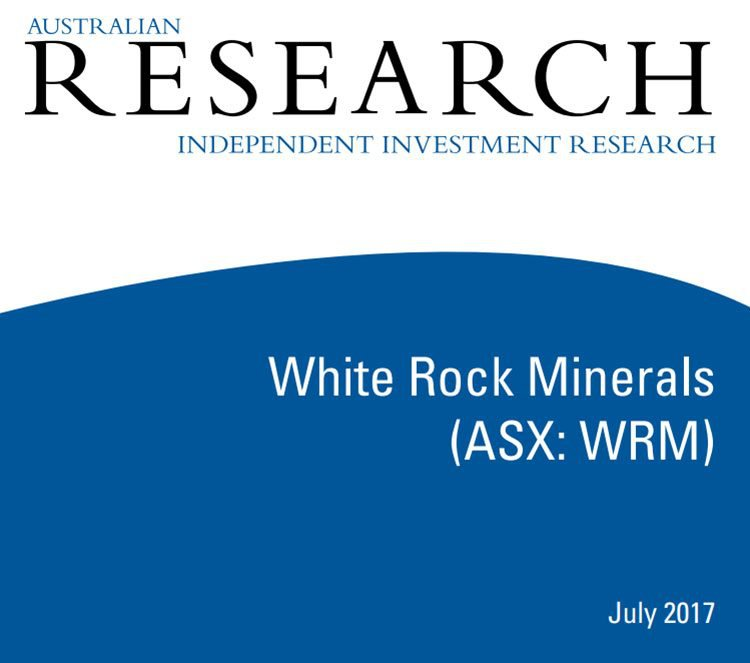 WRM research