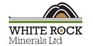 White rock minerals logo