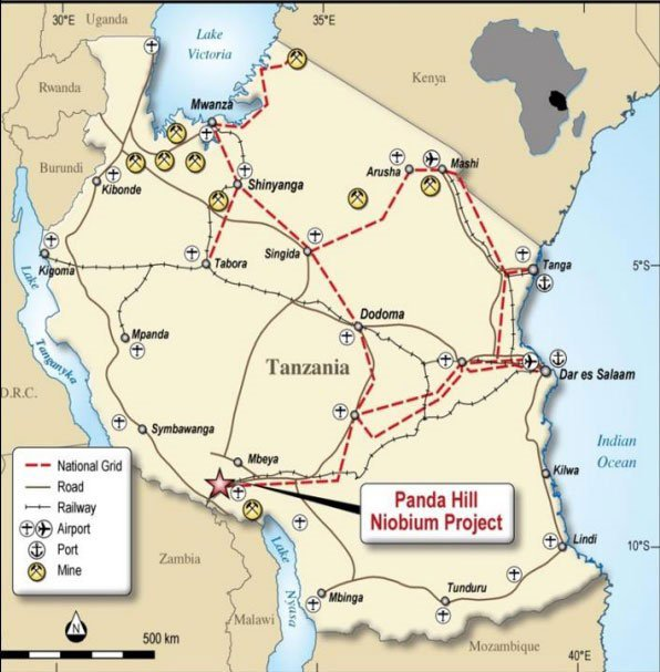 Tanzania: low-cost mining area