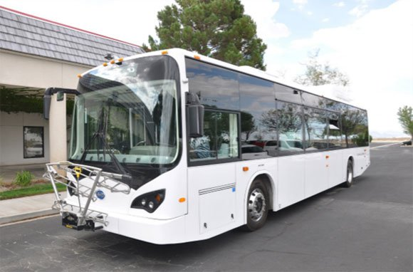 Lithium-powered buses