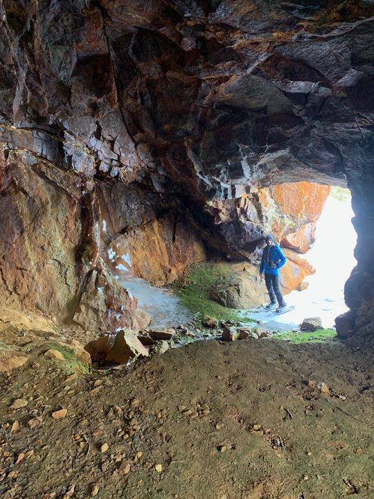 Veslegruva Historical Mine