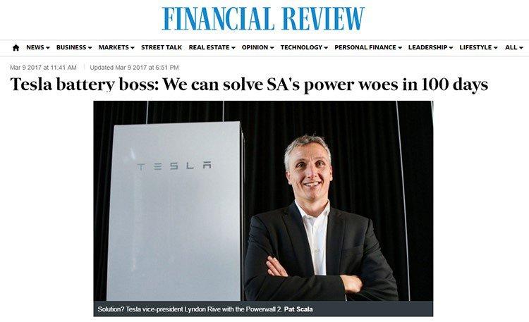 SA power woes