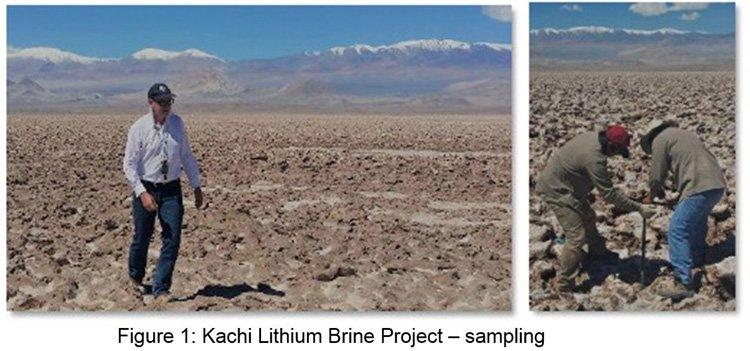 Salar Border samples