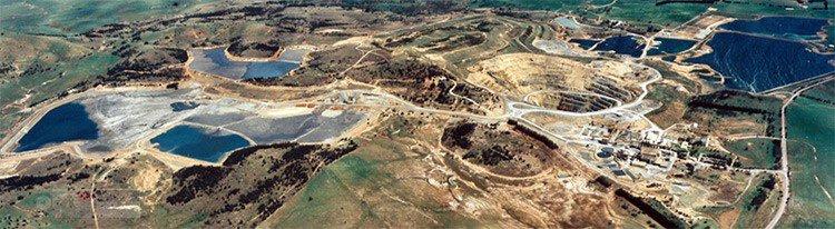 Woodlawn mine